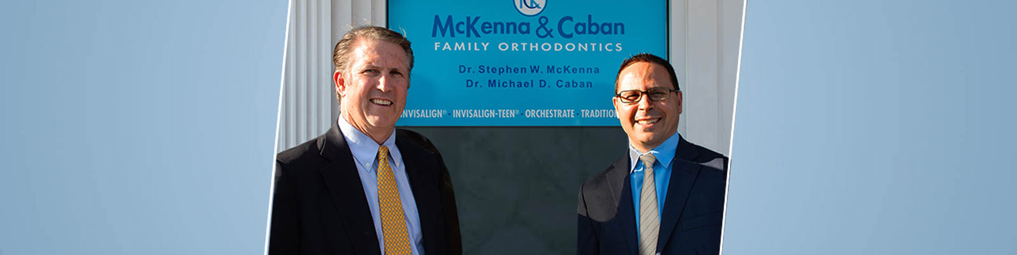 Dr. Caban and McKenna